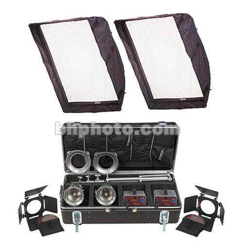 Mole-Richardson DigiMole 200W HMI PAR AC 2-Head Kit (90-240V)