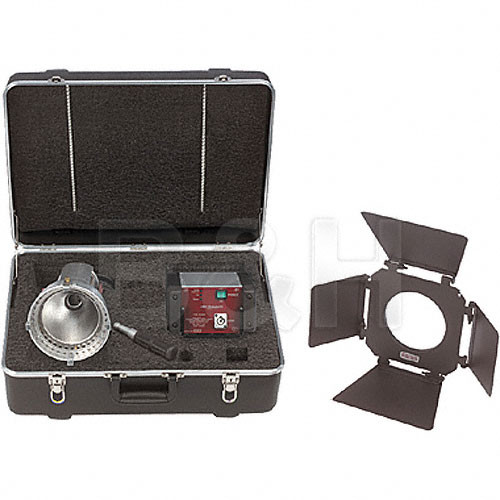 Mole-Richardson DigiMole 400W HMI 1 Light Starter Kit