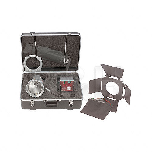 Mole-Richardson DigiMole 400W HMI 1 Light Pro Kit (90-240V)