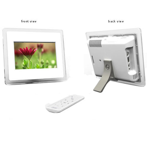 Momento 70 - Digital Picture Frame with Wi-Fi (White)