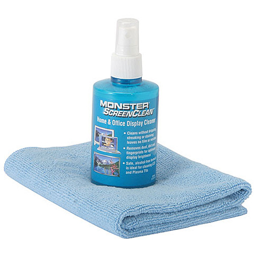 Monster Cable TV Screen Cleaning Kit
