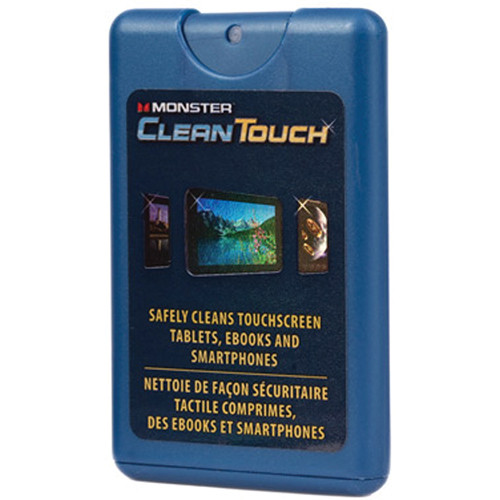 Monster Cable CleanTouch for Touchscreen Tablets, eBooks and Smartphones