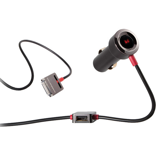 Monster Cable iCarCharger 800 for iPhone and iPod