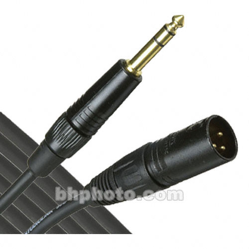 """Monster Cable SL-CMX-4 1/4"""" Stereo Male to XLR Male Cable - 13.1'"""