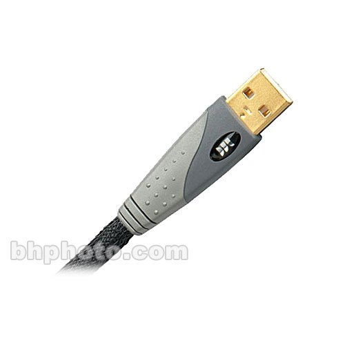 Monster Cable Performance USB 2.0 Audio  A to B - 12' (3.66 m)