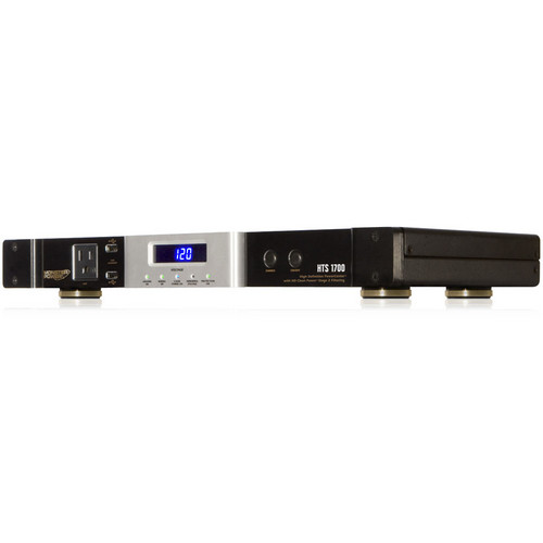 Monster Home Theater HTS 1700 PowerCenter with Clean Power Stage 2