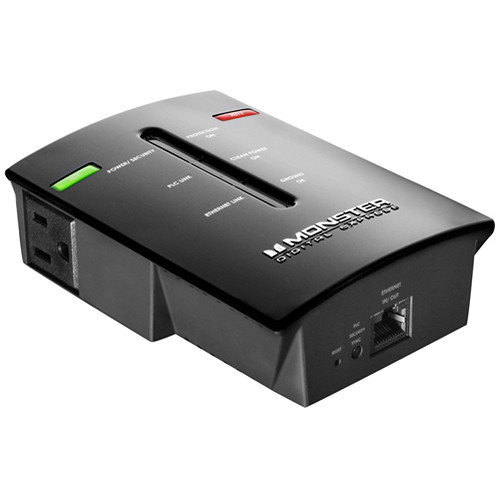 Monster Digital Life PowerNet 200 with Clean Power (Starter Pack)
