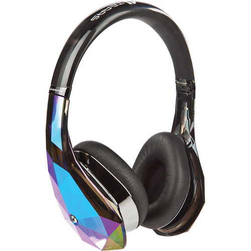 Monster Diamond Tears Edge On-Ear Headphones (Black)