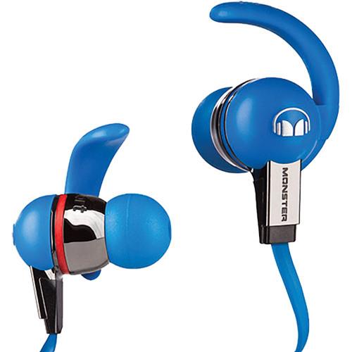 Monster iSport Immersion In-Ear Headphones (Blue)