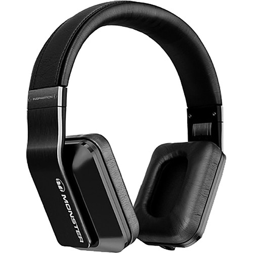 Monster Power Inspiration Noise Isolating Over-Ear Headphones