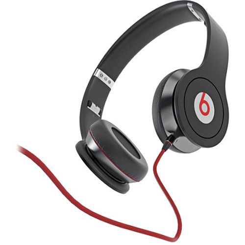 Monster Beats by Dr. Dre Solo Headphones with ControlTalk (Black)