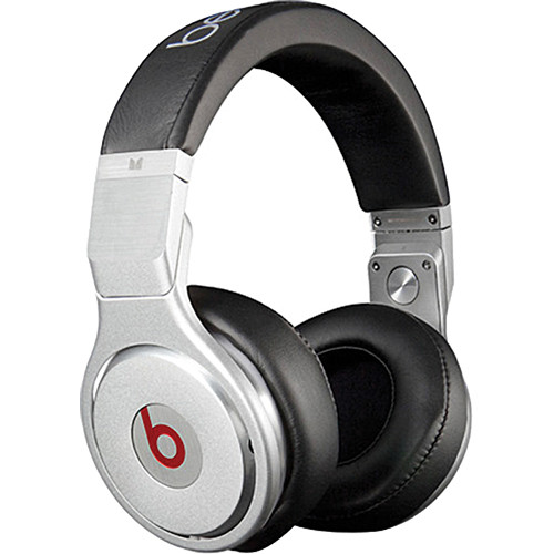 Monster Beats Pro High-Performance Professional Stereo Headphones (Black)