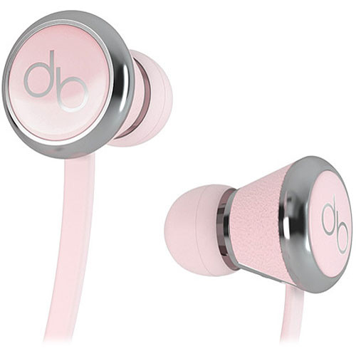 Monster Diddybeats In-Ear Stereo Headphones with ControlTalk (Pink)