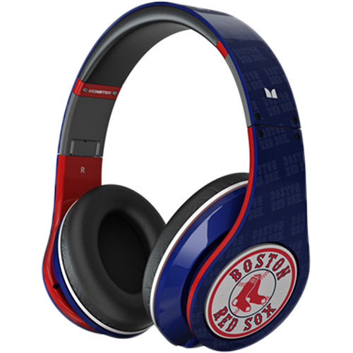 Monster Beats by Dr. Dre Studio Red Sox Edition Headphones
