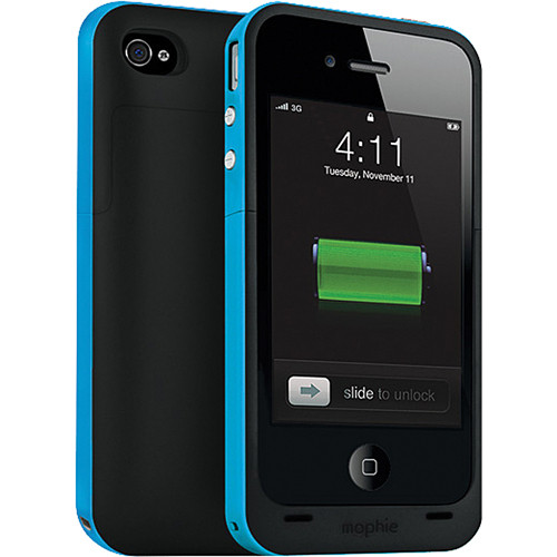 mophie Juice Pack Plus (Cyan)