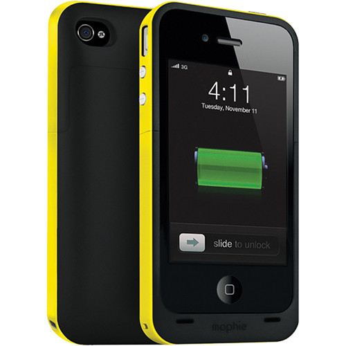 mophie Juice Pack Plus (Yellow)