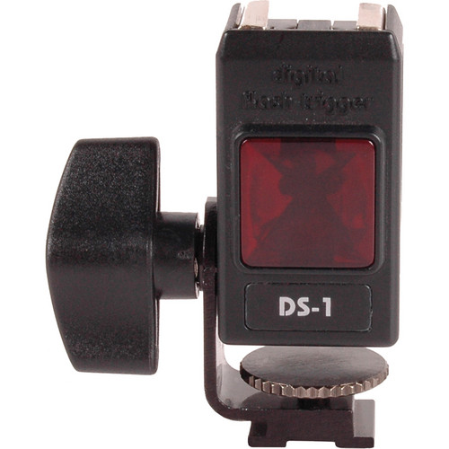 Morris DS-1 Digital Slave Trigger With Hot-Shoe Mount