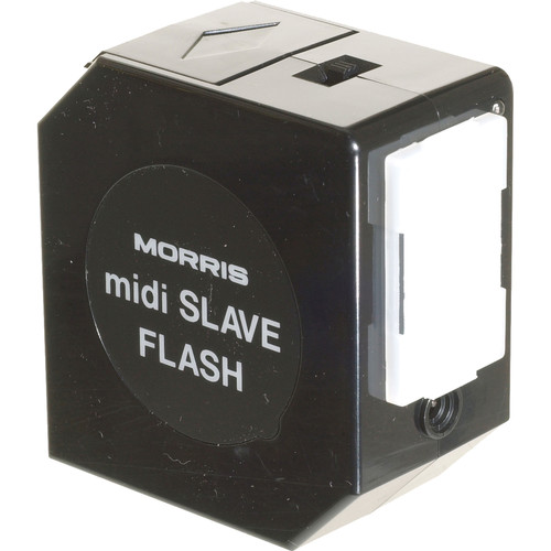 Morris Midi Slave Flash (Black)