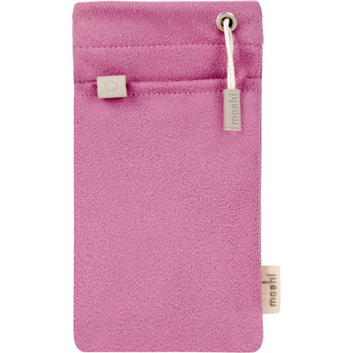 Moshi iPouch SP Carrying Case (Lavender Pink)