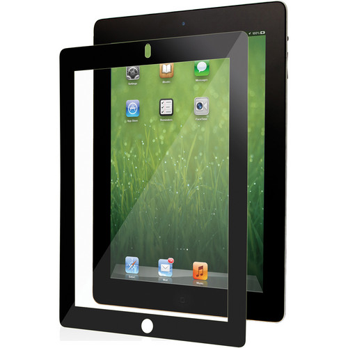Moshi iVisor XT Screen Protector for iPad 2nd, 3rd, and 4th Generation - Black