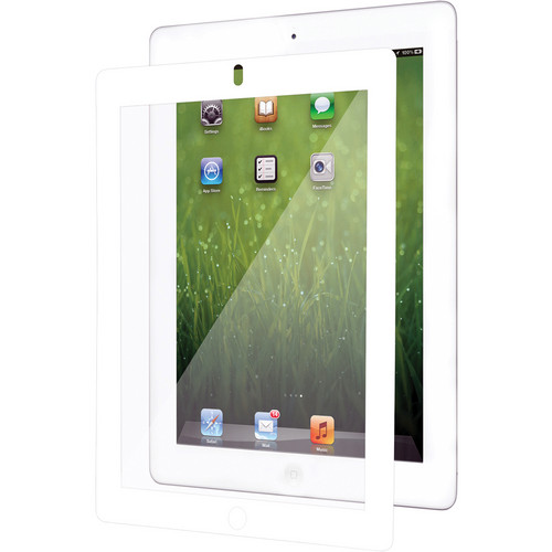 Moshi iVisor XT Screen Protector for iPad 2nd, 3rd, and 4th Generation - White