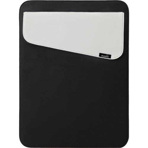 """Moshi Muse 13 Sleeve for 13"""" MacBook  (Zen Black)"""