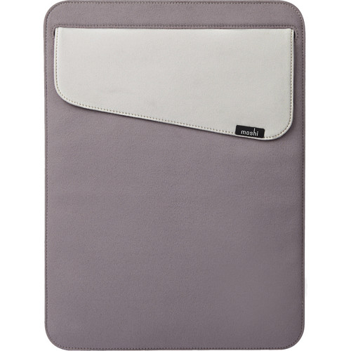 """Moshi Muse 13 Sleeve for 13"""" MacBook  (Falcon Gray)"""