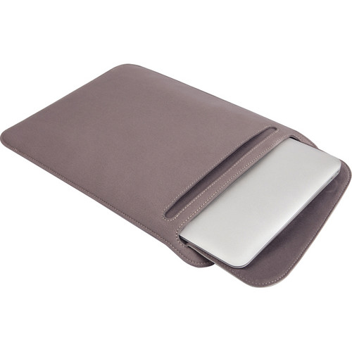 "Moshi Muse 11 Sleeve for MacBook Air 11"" (Falcon Gray)"