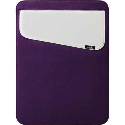 "Moshi Muse 13 Sleeve for 13"" MacBook  (Tyrian Purple)"