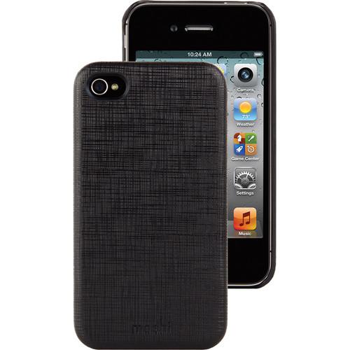 Moshi iGlaze Kameleon for iPhone 4 / 4S (Black)