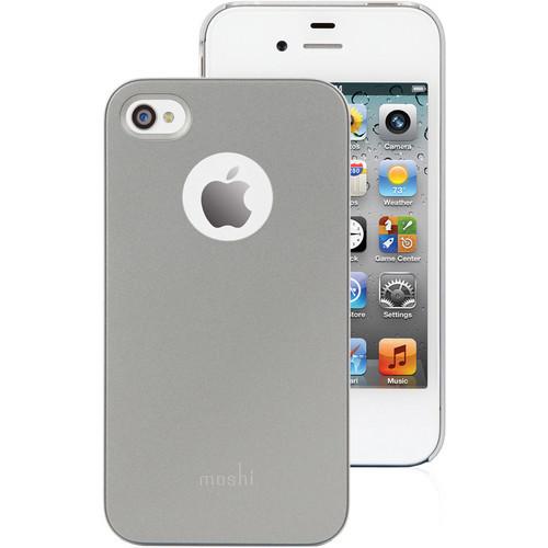 Moshi iGlaze for iPhone 4 / 4S (Titanium)