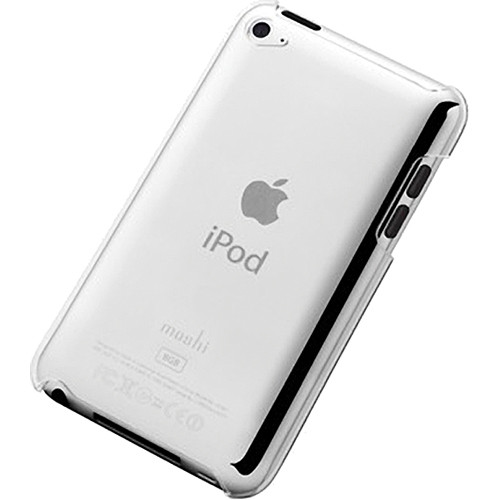 Moshi iGlaze Case for iPod touch 4th Generation Media Player (XT Clear)