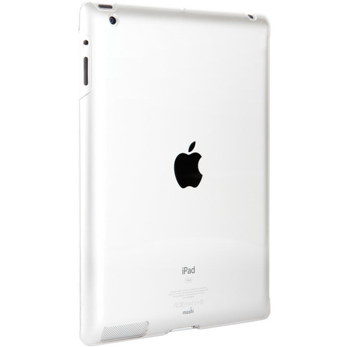 Moshi iGlaze XT for new iPad (Clear)