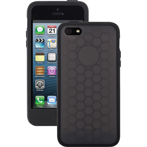 Moshi Origo Case for iPhone 5 (Black)