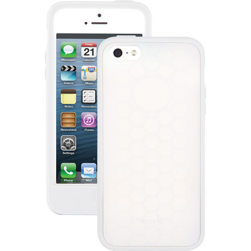 Moshi Origo Case for iPhone 5 (White)