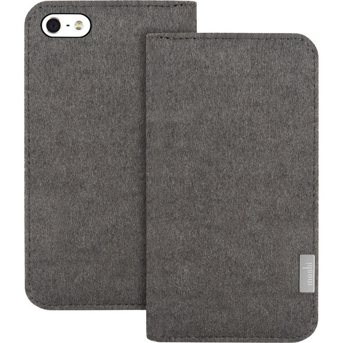 Moshi Overture Case for iPhone 5 (Falcon Gray)