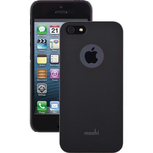 Moshi iGlaze Case for iPhone 5/5s/SE (Graphite Black)