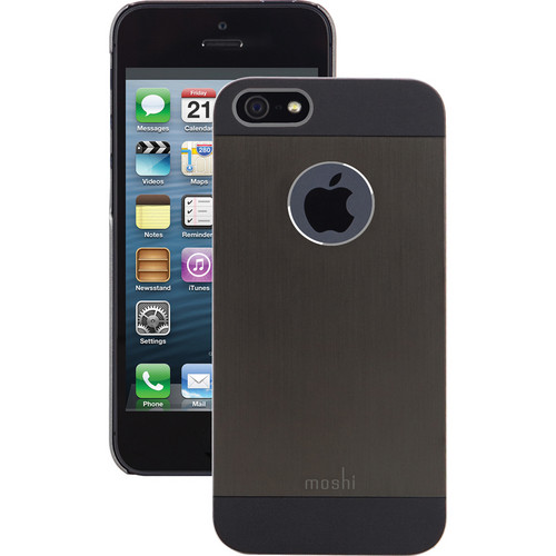 Moshi iGlaze Armour for iPhone 5/5s/SE (Black)
