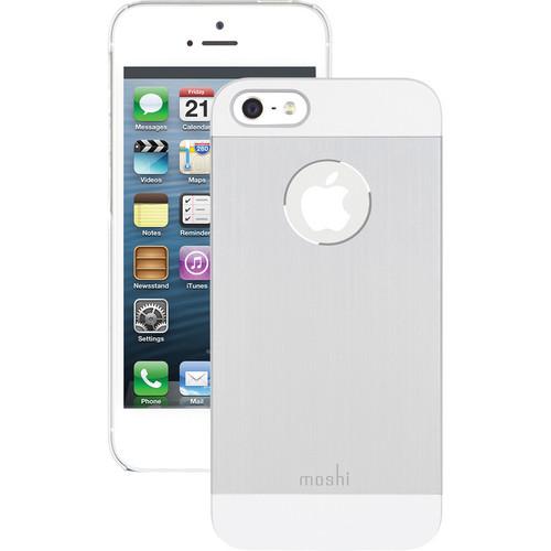 Moshi iGlaze Armour for iPhone 5/5s/SE (Silver)