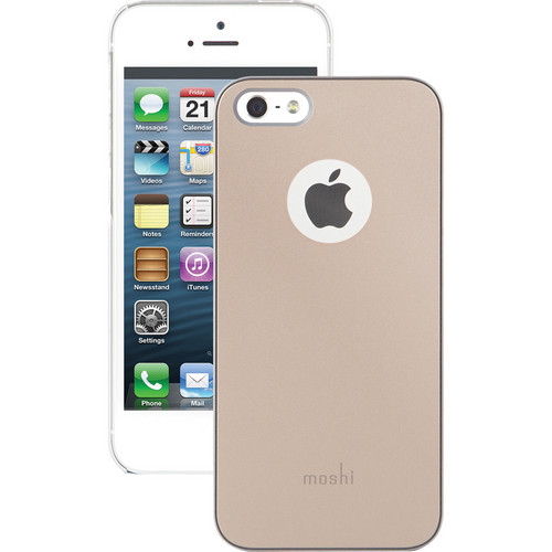 Moshi iGlaze Case for iPhone 5/5s/SE (Vintage Bronze)