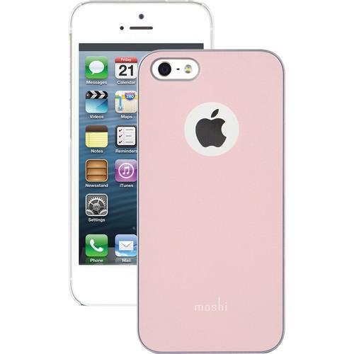 Moshi iGlaze Case for iPhone 5/5s/SE (Champagne Pink)