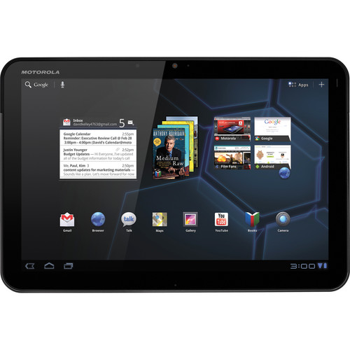 "Motorola XOOM Wi-Fi 10.1"" Tablet"