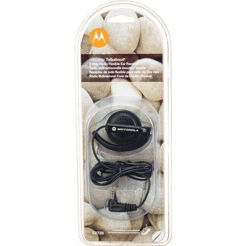 Motorola 53728B Flexible EarBud Receiver