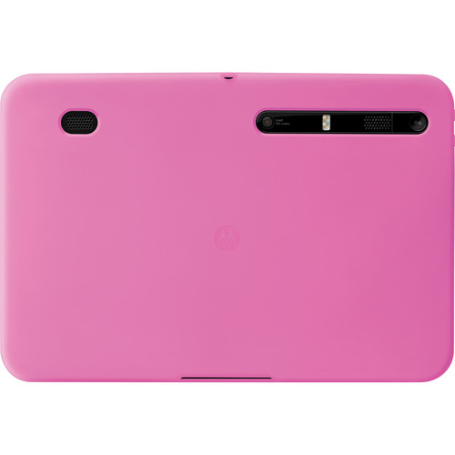 Motorola Protective Gel Case for Motorola XOOM (Pink)