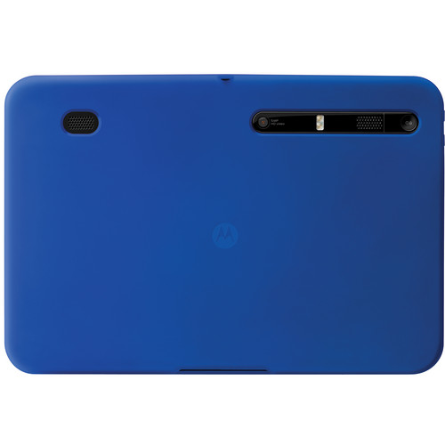 Motorola Protective Gel Case for Motorola XOOM (Blue)