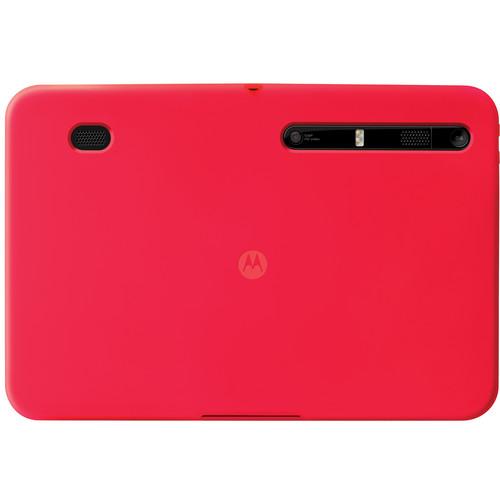 Motorola Protective Gel Case for Motorola XOOM (Red)