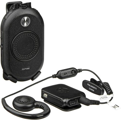 Motorola CLP1060 6-Channel On-Site 2-Way Business Bluetooth Capable Radio