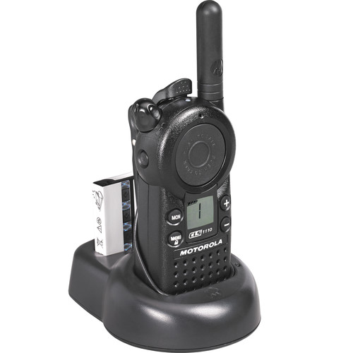 Motorola CLS-1110 UHF 1W 1-Channel 2-Way Radio