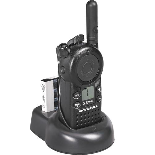 Motorola CLS1110 UHF 1W 1-Channel 2-Way Radio