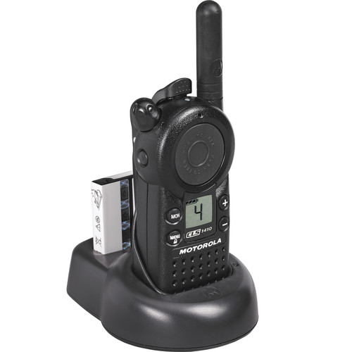 Motorola CLS-1410 UHF 1 Watt 4 Channel 2 Way Radio